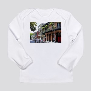 French Quarter Street Long Sleeve T-Shirt