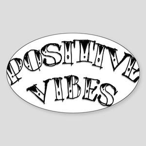 Positive Vibes Sticker