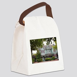 Cape May Victorian 1 Canvas Lunch Bag