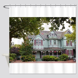Cape May Victorian 1 Shower Curtain