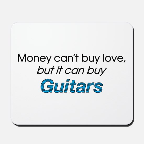 Money&Guitars Mousepad