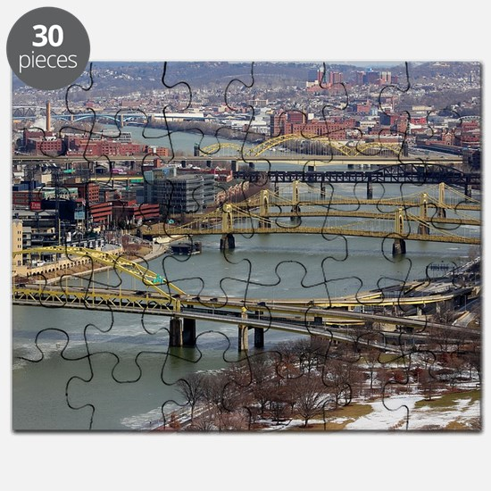 City of Bridges Puzzle