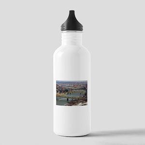 City of Bridges Stainless Water Bottle 1.0L