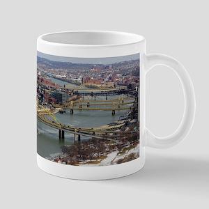 City of Bridges Mugs