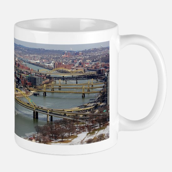 City of Bridges Mugs
