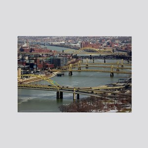 City of Bridges Magnets