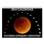 2016 Club Images Wall Calendar