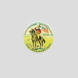 Roosevelt for President Mini Button