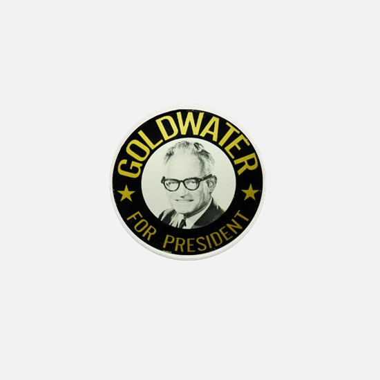 Goldwater for President Mini Button