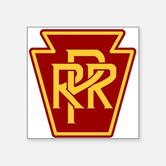 Pennsylvania Railroad Sticker