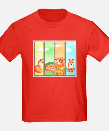 Season Of The Foxes T