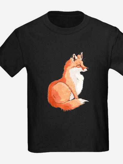 Sitting Fox T