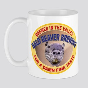 Bald Beaver Brewing Mug