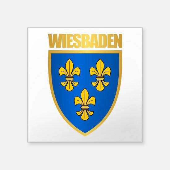 Wiesbaden Sticker