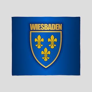 Wiesbaden Throw Blanket