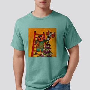 Christmas Elf Cat T-Shirt