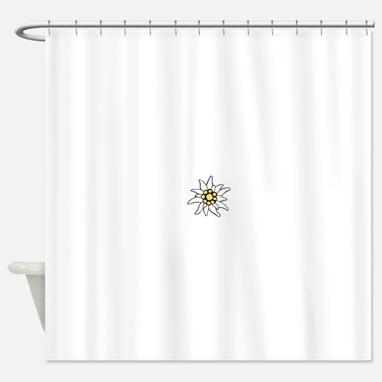 Unique Switzerland Shower Curtain