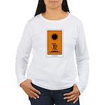 Tarot Sun Women's Long Sleeve T-Shirt