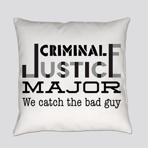 Bad Guy Everyday Pillow