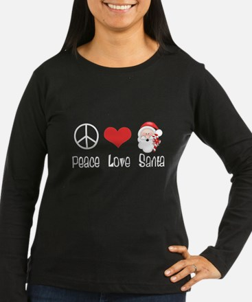 Cute Peace love candy T-Shirt