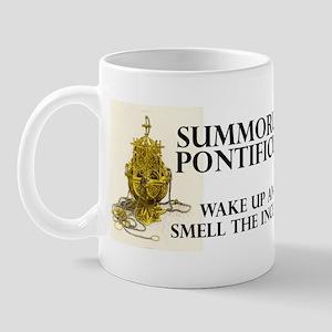 Summorum pontificum Mug