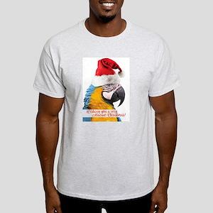 Wishing You a very Macaw Christmas T-Shirt
