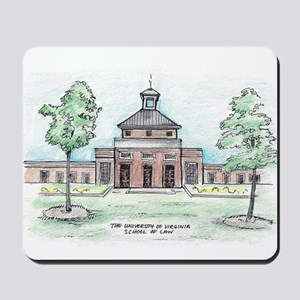 University of Virginia School of Law Mousepad