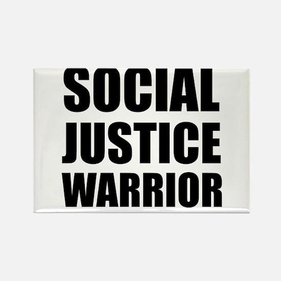 Social Justice Warrior Magnets