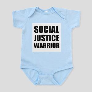 Social Justice Warrior Body Suit