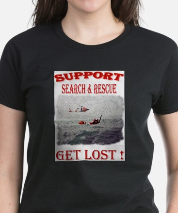 Helicopter USCG Aviation T-Shirt