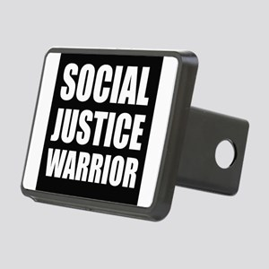 Social Justice Warrior Hitch Cover