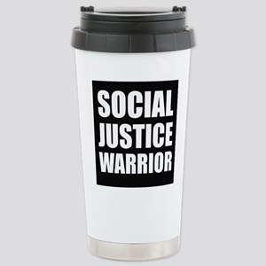 Social Justice Warrior Travel Mug