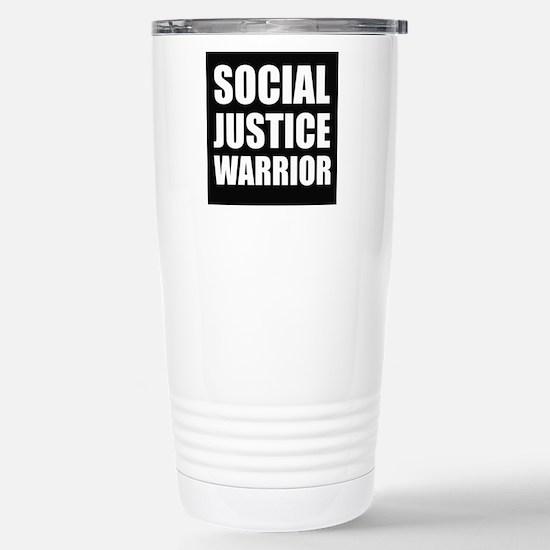 Social Justice Warrior Travel Mug
