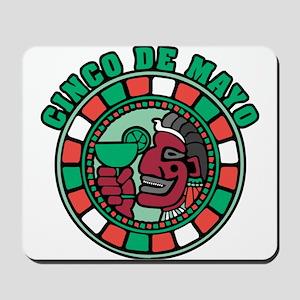 Cinco de Mayo (Margarita) Mousepad