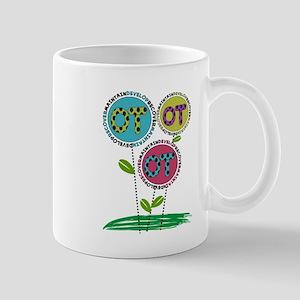OT FLOWERS FINISHED 1 Large Mugs