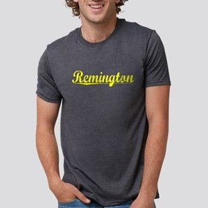 Remington, Yellow Women's Dark T-Shirt