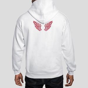 Red Wings Hooded Sweatshirt