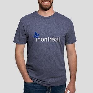 """Montréal """"hot"""" Women's Dark T-Shirt"""