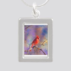 Lovely Cardinal Necklaces