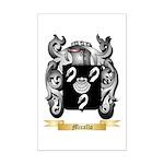 Micallo Mini Poster Print