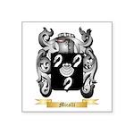 Micalli Square Sticker 3