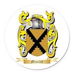 Micallef Round Car Magnet