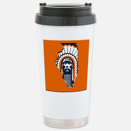 Chief Illiniwek Mugs