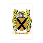 Micallef Sticker (Rectangle 10 pk)