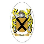 Micallef Sticker (Oval)