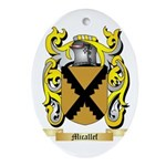 Micallef Oval Ornament