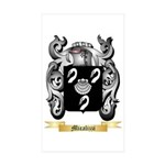 Micalizzi Sticker (Rectangle 10 pk)