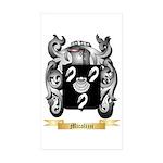 Micalizzi Sticker (Rectangle 50 pk)