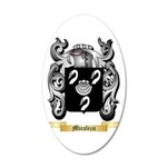 Micalizzi 20x12 Oval Wall Decal