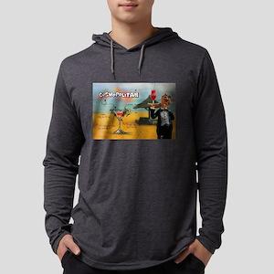 Cosmopolitan (Beach) Long Sleeve T-Shirt
